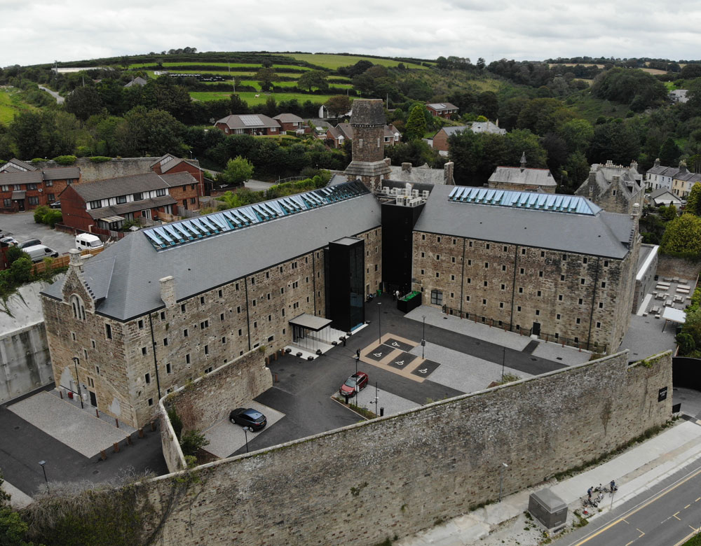 ESB Services Projects - Bodmin Jail