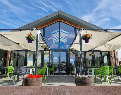 ESB Services Projects - Blue Garden Cafe
