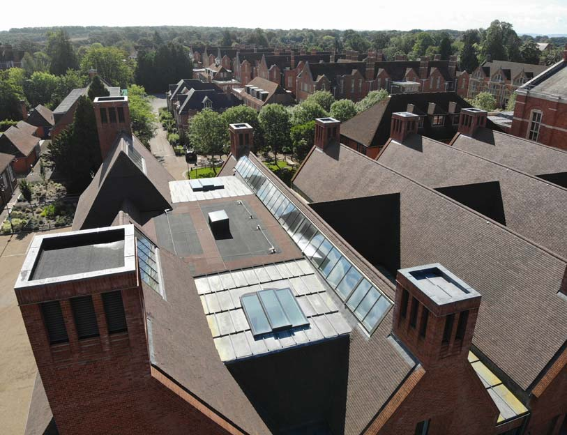 ESB Services Projects - Christ Hospital School