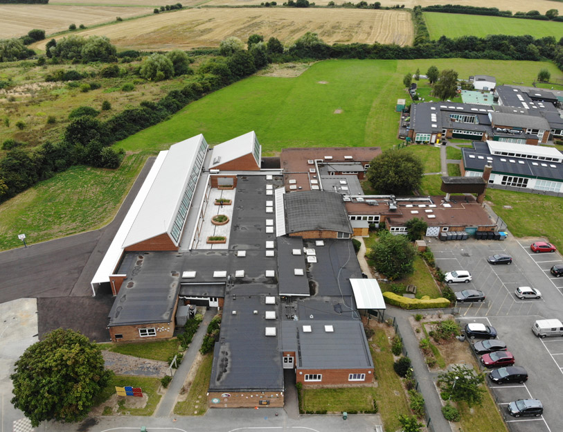 ESB Services Projects - Crownfield Junior School