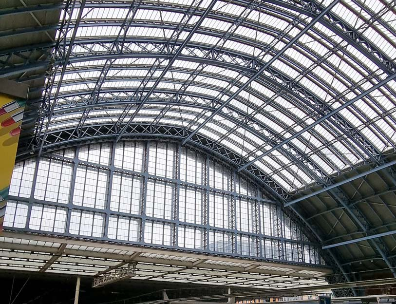 ESB Services Projects - Kings Cross Train Station