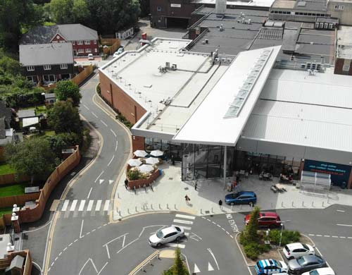 ESB Services Projects - Langney Shopping Centre