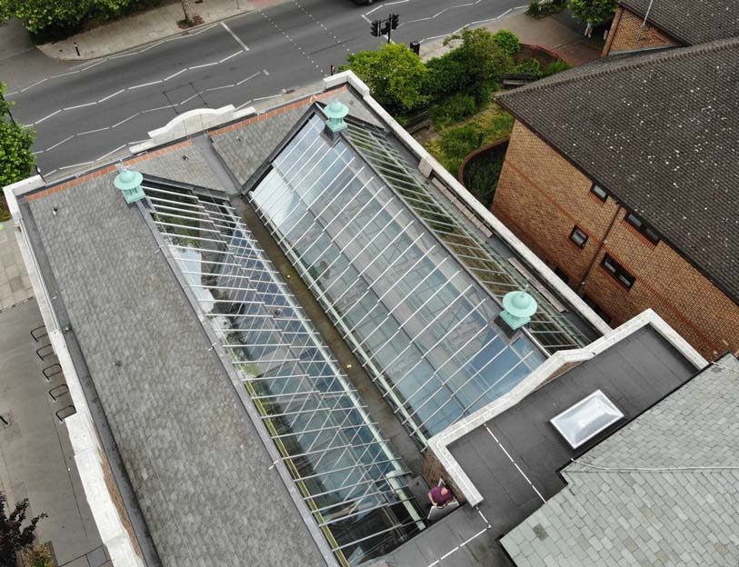 ESB Services Projects - Norbury Library