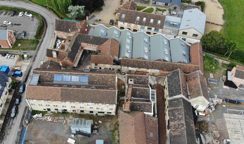 ESB Services Projects - The Old Tannery