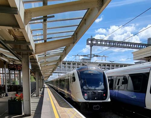 ESB Services Projects - Slough Train Station