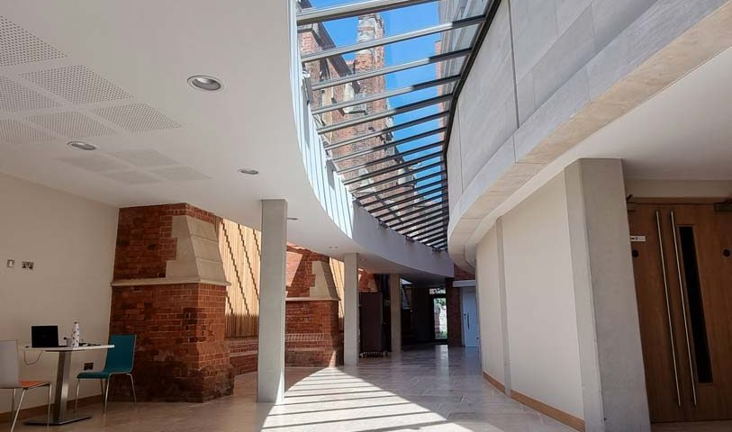 ESB Services Projects - St Edwards School