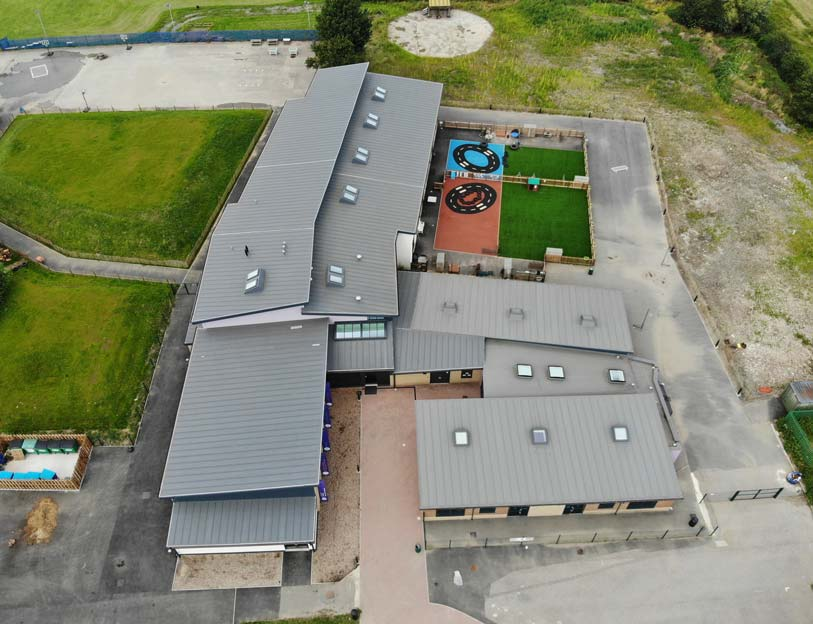 ESB Services Projects - Tilbury Pioneer Academy