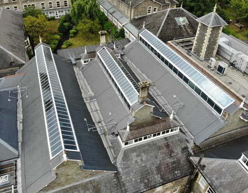ESB Services Projects - UWE Glenside