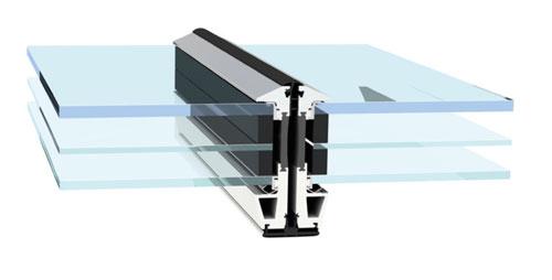 VGP Triple Glazing Profile