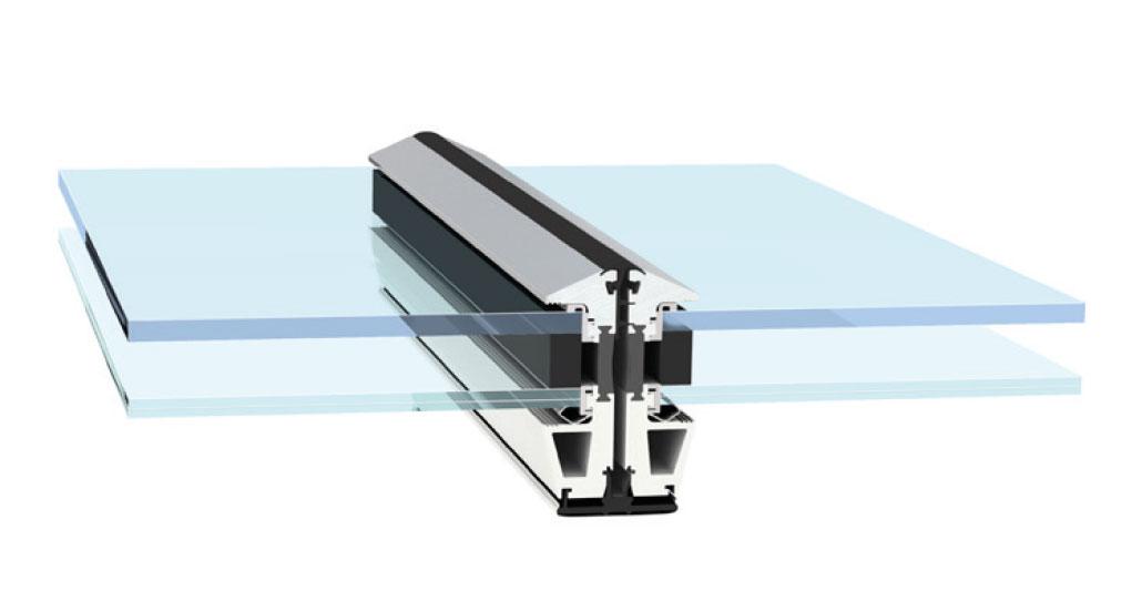 VGP Double Glazing Profile